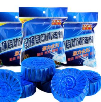 蓝泡泡洁厕剂七天时效除臭清洁剂厂家批发马桶环保蓝泡泡一件代发