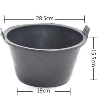 厂家直销泥桶灰桶建筑牛筋桶农用水桶农用粪桶垃圾桶