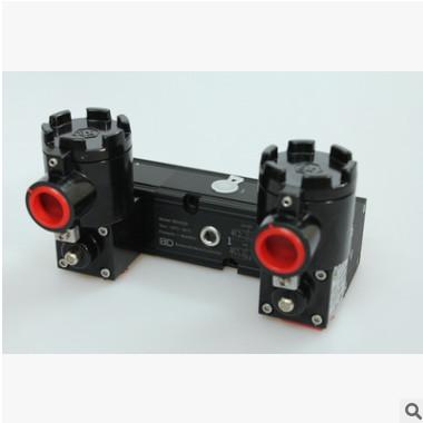 双电控隔爆ExdIICT6电磁阀BDV520