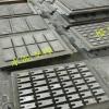 现货供应20水泥支撑磨具 3-15水泥垫块机磨具 自动静压垫块机磨具