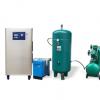 大型氧气源臭氧发生器 200g分体式臭氧消毒机 高浓度游泳池水处理