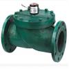 先导膜片式水用法兰电磁阀DF型/ZCS水阀常闭液用铸铁电磁阀DN100