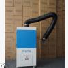 蓝世双工位焊烟除尘器,效率高,口碑好,更多焊烟车间理想选择!