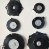 厂家直销 电磁脉冲阀膜片 除尘配件脉冲电磁阀膜片橡胶脉冲阀膜片