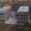 厂家直销不锈钢水箱 消防水箱水池 304材质 方形焊接水箱专业定制