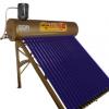 42管420L材质彩钢承压太阳能热水器家用双胆水箱不锈钢支架水箱工