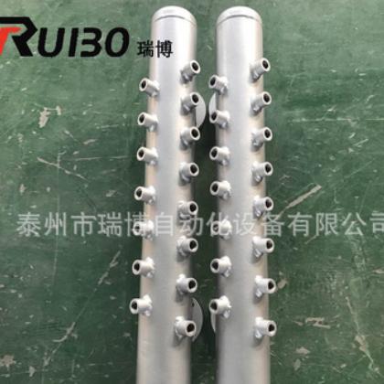 厂家直销锅炉专用电极筒液位计 标准型电接点液位计 液位监控仪