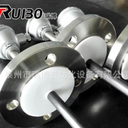 供应 不锈钢连杆浮球液位传感器 LGFQ-1防腐干簧管液位变送器