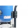倍尔斯袋式220V工业吸尘器地坪打磨抛丸粉尘颗粒自动套袋车间工厂