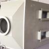 产地货源 pp活性炭吸附箱 废气处理吸附箱 pp喷淋塔配件成套设备