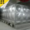 不锈钢焊接水箱 四川成都304不锈钢隔膜膨胀生活消防方形水箱水塔