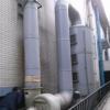 重庆PP喷淋填料塔 PP塑料废气处理耐腐蚀洗涤净化塔 湿式除尘器