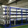 污水处理设备 厂家直销RO膜水处理设备 工业去杂质双极反渗透定制