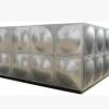 专业生产厂家 消防不锈钢水箱 304方形不锈钢消防水箱保温水箱