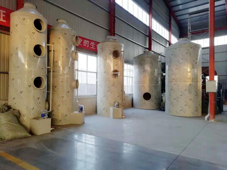 PP喷淋塔河北PP喷淋塔订制做加工生产厂家