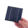 9V2W多晶硅 太阳能系统DIY用于电池手机充电器便携式太阳能电池板
