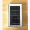6V 玻璃层压小组件 压铝框单晶板光伏板 太阳能电池组件定制