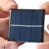 太阳能滴胶板60*55 3V 150MA太阳能DIY玩具太阳能草坪灯具批发