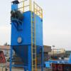 厂家供应 单机工业脉冲除尘器 布袋除尘 地板厂除尘设备
