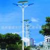 厂家定制 农村改造6米太阳能LED路灯 大功率太阳能路灯杆户外路灯