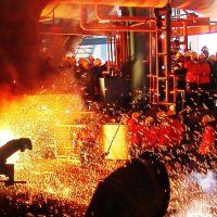 武安四家钢企重组整合成立河北铭镔钢铁有限公司 减量置换建设600万吨规模的钢铁项目