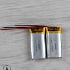 厂家直销3.7V聚合物锂电池 602040-450mAh对耳灯条按摩棒充电电池