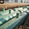 农村家用玻璃钢化粪池 成品玻璃钢化粪池 生活小区污水处理设备