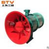 工厂直销 FBCZ矿用地面防爆抽出式轴流风机强力7.5KW 380V/660V