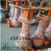 50NYL25-8-15泥浆泵浮筒清淤泵立式污水工地泥沙吸泥泵液下泥浆泵