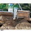 沙场污泥脱水机,矿山污泥脱水设备,带式打桩泥浆压滤机