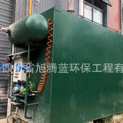 四川气浮机设备 污水处理洗车一体化污水处理 可定制溶气气浮机