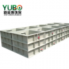 组合式PP电解槽化工水槽塑料防腐槽 环保设备厂家按图定制