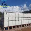 辽宁成品玻璃钢消防方形保温高位膨胀战时组合水箱备用供水设备
