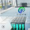 宁夏一级A污水处理排放消毒明渠式紫外线消毒器安装图片