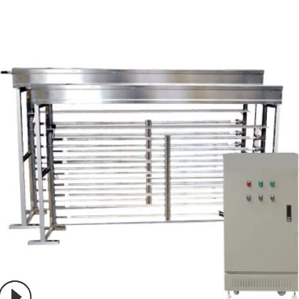 江西明渠式污水处理污水处理厂末端处理紫外线杀菌器紫外线消毒