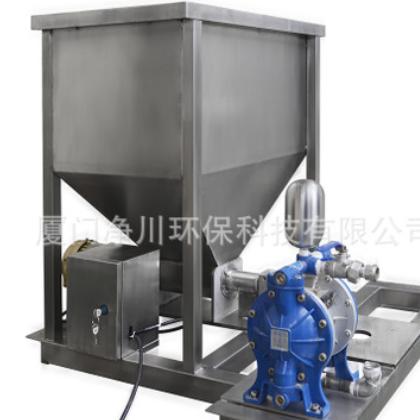 厂家直销全自动一体化加药装置污水、污泥处理pampac三腔加药设备