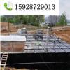四川泸州抗浮式地埋水箱BDF水箱地埋式消防泵站大模块水箱定制