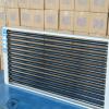 厂家直销真空管阳台壁挂太阳能 实用抗老化阳台壁挂太阳能集热器