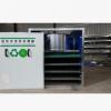 小型活性炭废气漆雾气体吸附处理箱 蜂窝环保活性炭吸附净化箱
