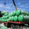 现货供应地埋玻璃钢消防池 玻璃钢化粪池支持定制
