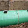 厂家现货供应 玻璃钢化粪池 1-100立方 缠绕化粪池 污水处理设备