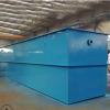 地埋式一体化污水处理设备 MBR系统 AO生物工艺 生活废水处理