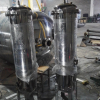 厂家直供管式过滤器 污水过滤器 处理自来水不锈钢过滤器