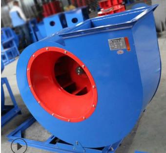 厂家直销 4-72离心式通风机 工业380v专用除尘风机 皮带 轴连风机