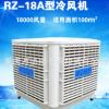 【热门产品】润喆下出风环保空调 低压RZ-18环保空调