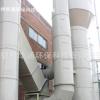 PP净化塔 通风排烟设备 pp喷淋塔 定做安装 环保设备有限公司