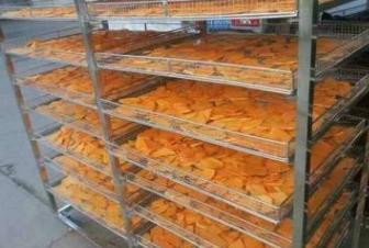 枸杞烘干机 全自动柿饼无花果箱式烘干机 红薯干地瓜片烘干厂家
