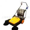 琦高步行手推式扫地机QG920 不用电 不用油无动力双侧刷型扫地机