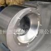 厂家定做不锈钢机壳配件风叶4-72-5A-11KW耐高温防腐蚀风机蜗壳