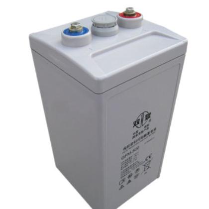 双登蓄电池GFM-500免维护铅酸蓄电池2V500AH电力专用储能型